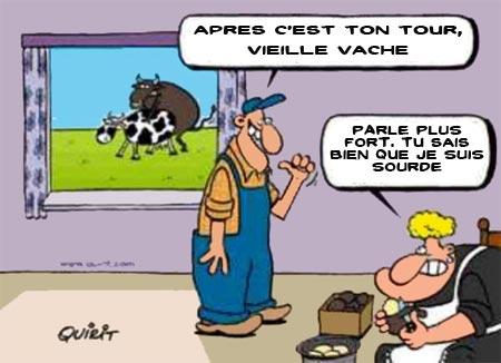 vache-et-femme