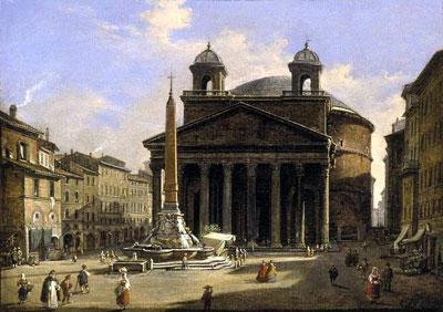 Rome journal epicurien for Les monuments les plus connus