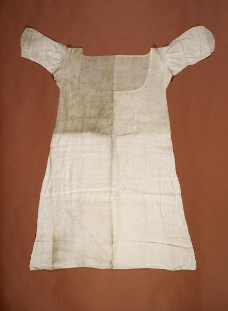 chemise de Marie-Antoinette