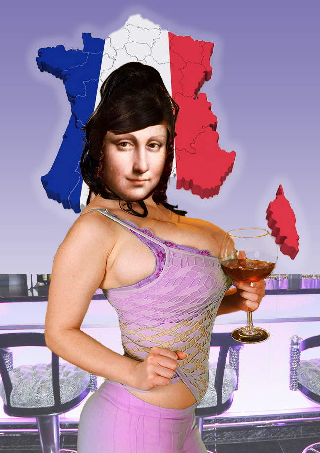 Je bois à la santé de tous les vignerons de France
